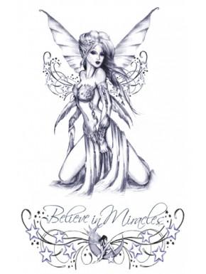 Tatouage éphémère - Plaque de 2 tattoos