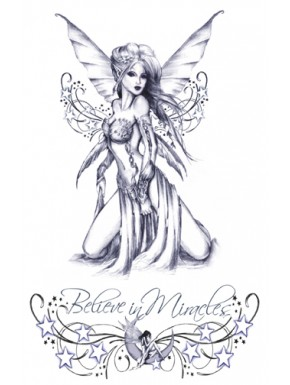 Tatouage éphémère - Plaque de 2 tattoos - TAFantasy 4