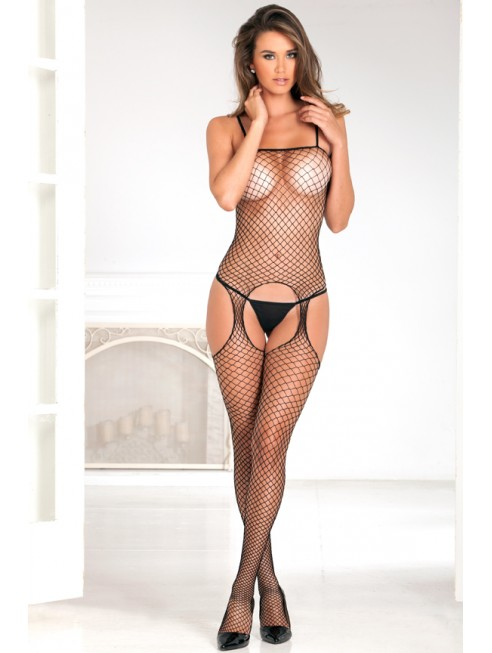 Bodystocking PJ maille industrielle