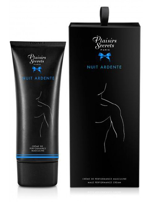 Grossiste Plaisirs Secrets creme stimulation homme aphrodisiaque