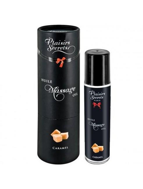 Fournisseur dropshipping huile de massage caramel