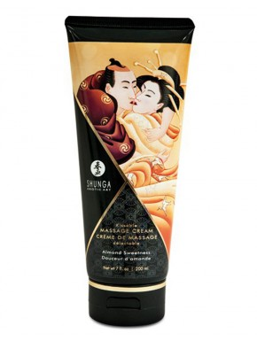Fournisseur Shunga creme amande massage dropshipping