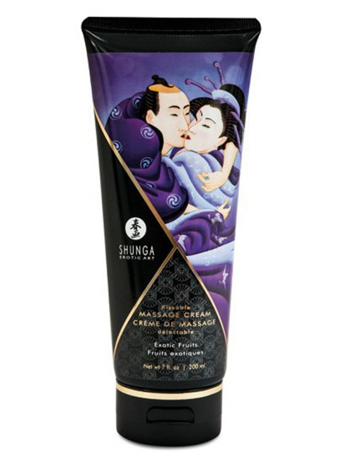 Creme de massage exotique Shunga en dropshipping