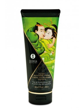 Grossiste creme massage the vert poire dropshipping shunga