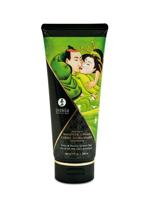 Grossiste creme massage the vert poire dropshipping shunga