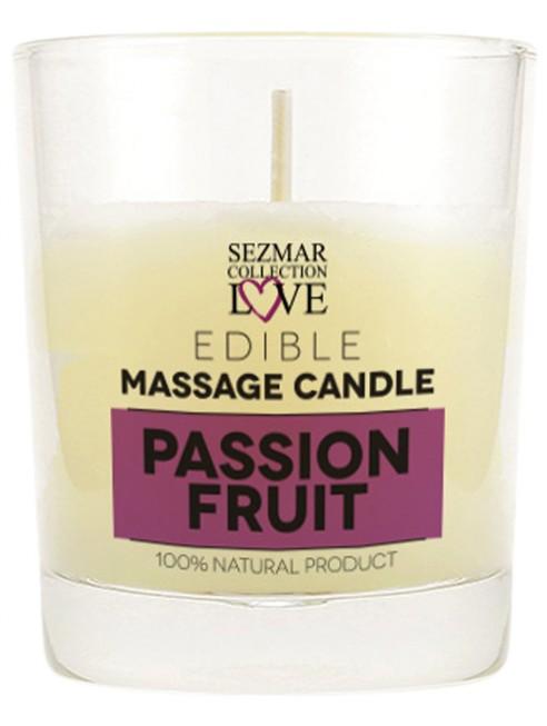 Fournisseur dropshipping Bougie de massage fruit de la passion