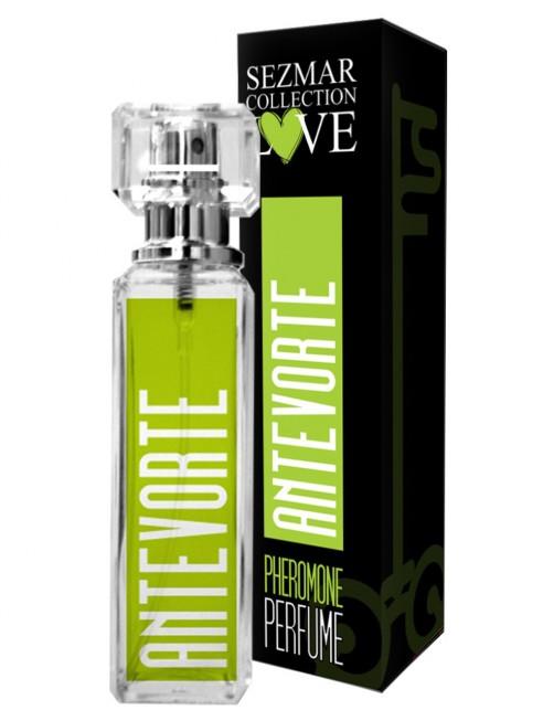 Fournisseur Sezmar parfum phéromones Antevorde