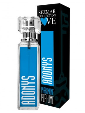 Parfum phéromones Adonis 30ml - SEZ025