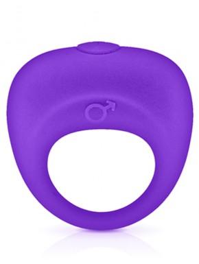 Anneau de pénis vibrant violet - CC5730000060