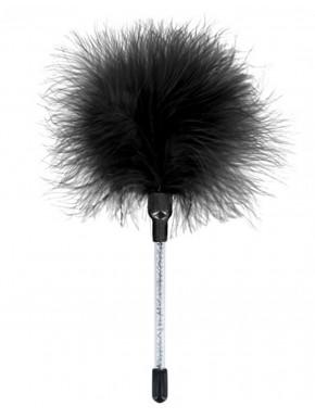 Plumeau noir très doux de caresses - CC5700780010
