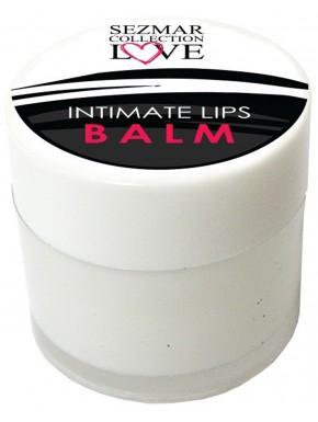 Baume de plaisir menthe effet froid pour lèvres intimes 50 ml