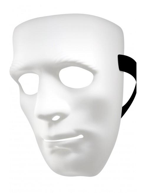 Grossiste dropshipping Masque Don Juan blanc