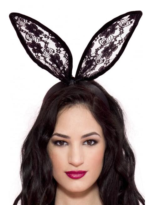 Grossiste lingerie dropshipping Petite oreilles de lapine en dentelle