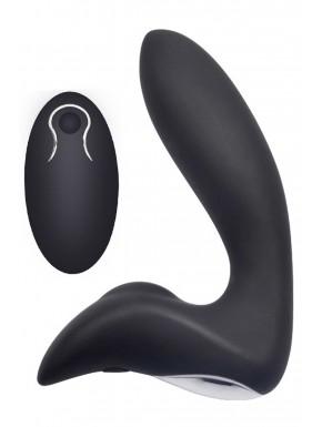Grossiste sextoys Plug anal vibrant 12 programmes et télecommande USB