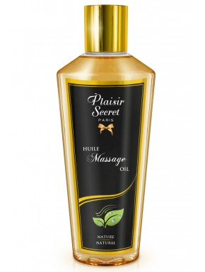Grossiste Plaisir Secret Huile de massage sèche nature 250ml