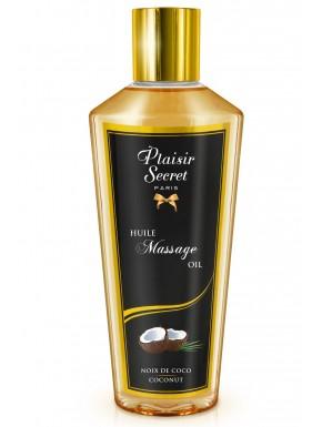 Fournisseur Plaisir Secret Huile de massage sèche noix de coco 250ml