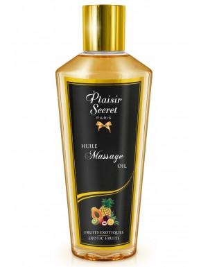 Fournisseur dropshipping Huile de massage sèche fruits exotiques 250ml