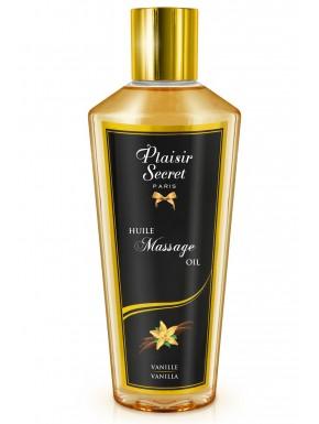 Fournisseur dropshipping Huile de massage sèche vanille 250ml