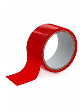 Fournisseur Fetish Tentation Tape ruban bdsm rouge