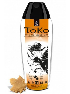 Grossiste toko Shunga Lubrifiant lêchable délice d'érable 165ml