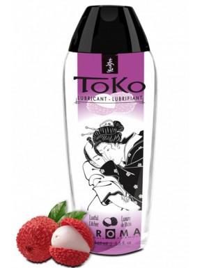 Grossiste Shunga Toko Lubrifiant lêchable luxure de litchi 165ml