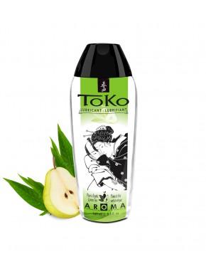 Fournisseur Shunga Toko Lubrifiant lêchable poire thé vert exotique 165ml
