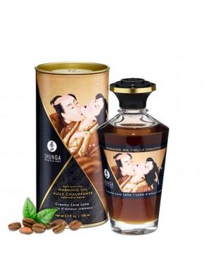Huile chauffante latté d'amour comestible 100ml - CC812010