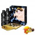Grossiste Shunga Gelée de massage oriental fruits exotiques