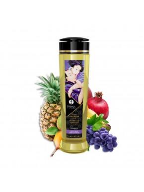Distributeur Shunga dropshipping huile fruits exotiques