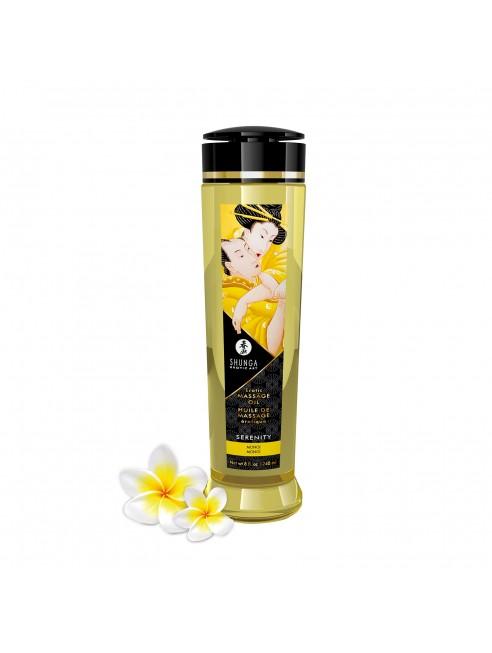 Fournisseur huile de massage monoi dropshipping Shunga