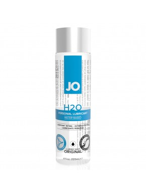 Lubrifiant H20 Original à base d'eau 120 ml JO - E25005