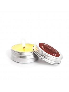 Mini Bougie de massage Chocolat Cookies 30ml - SEZ068