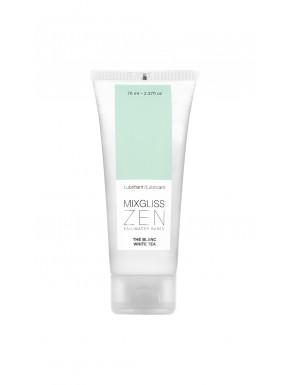 Lubrifiant Mixgliss eau Zen Thé blanc 70 ML - MG2214