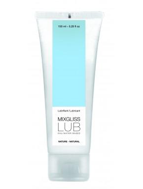 Lubrifiant Mixgliss eau Nature sans parfum 150 ML - MG2351