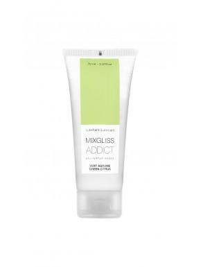 Lubrifiant Mixgliss eau Addict Vert agrume 70 ML - MG2245